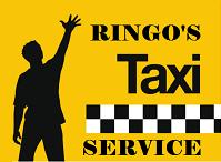 Ringo's Taxi Logo